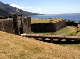 Slide 13: Fort Delgrès: