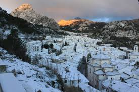 Visit other white villages: