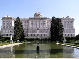 See the Royal Palace in Madrid