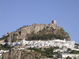 Zahara de la sierra: