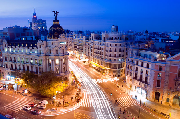 Madrid: